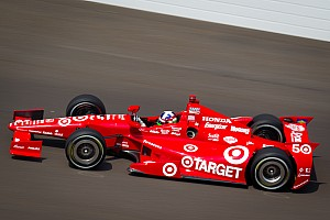 IndyCar Franchitti wins Indy 500 shootout