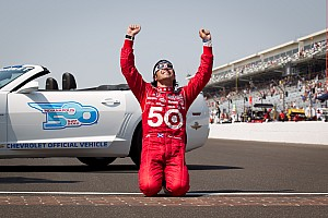 IndyCar Indianapolis 500 News and Notes