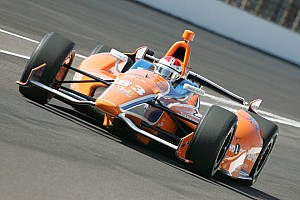 IndyCar CGR's Kimball matches career-best finish at Indianapolis 500