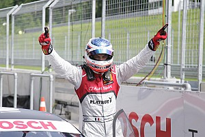 DTM Mortara nails down his maiden pole at the Red Bull Ring