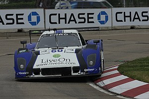 Grand-Am Michael Shank Racing learns more about Detroit track during qualifying