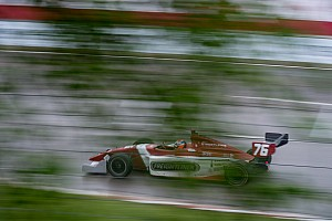 Indy Lights Juan Pablo Garcia completes his Debut in Detroit