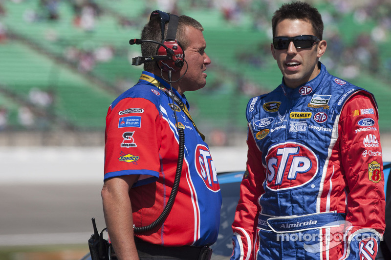 Almirola heads to expanded week at Pocono