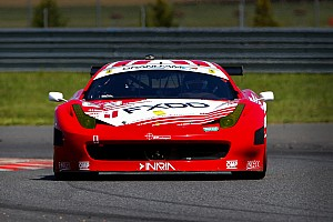 Grand-Am Jeff Segal brings GT points lead to Mid-Ohio Sports Car Course