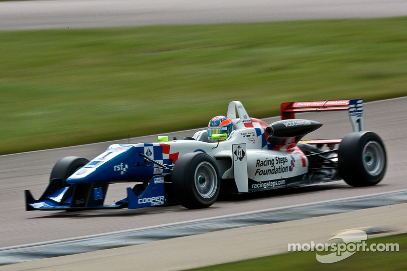 Harvey strolls to Rockingham victory