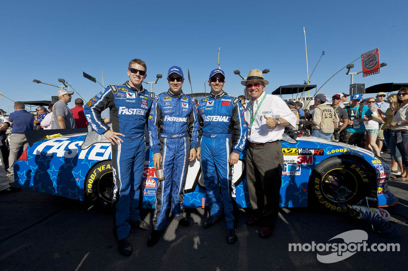 Roush Fenway thrives at Home Track of Michigan