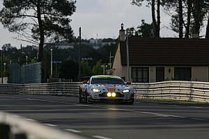 Le Mans Aston Martin Vantage GTE scores podium on Le Mans debut