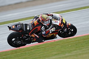 MotoGP Bautista narrowly misses out on podium at Silverstone