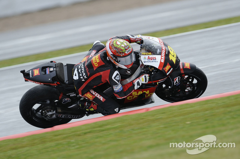 Bautista narrowly misses out on podium at Silverstone