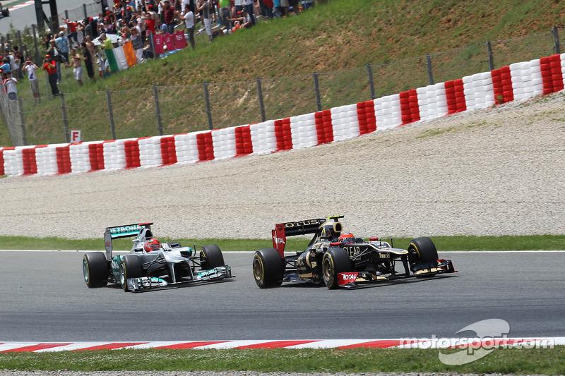 Schumacher, Raikkonen could be F1's eighth winner