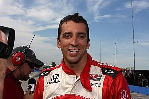 IndyCar Justin Wilson looking forward to new Iowa format