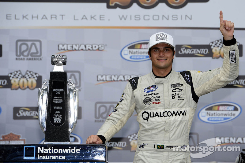 Piquet wins in Turner Motorsports' Chevrolet at Road America