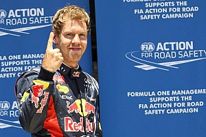 Formula 1 Rumor Italian television reports Vettel to Ferrari in 2014