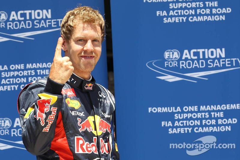 Italian television reports Vettel to Ferrari in 2014