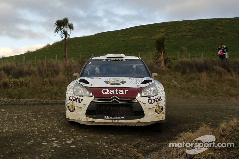 Thierry Neuville racks up the stage wins