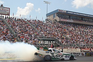 NHRA Preview Americana and speed will be celebrated at Norwalk event