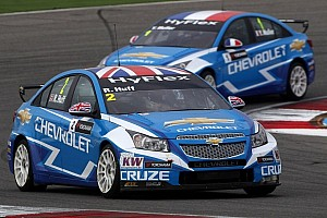 WTCC Breaking news Chevrolet to end factory support of its WTCC program