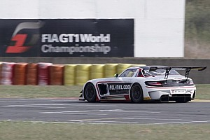 Blancpain Sprint Race report Jager and Pastorelli lead Mercedes 1-2 in Portugal