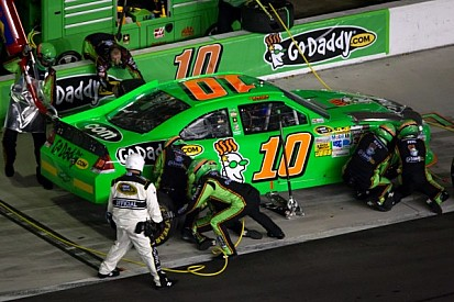Danica Patrick finalizes her NASCAR Sprint Cup slate for 2012