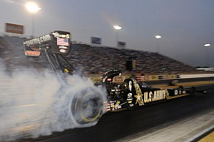 NHRA Breaking news UPDATED - U.S. Army looking to re-enlist with Tony Schumacher in 2013