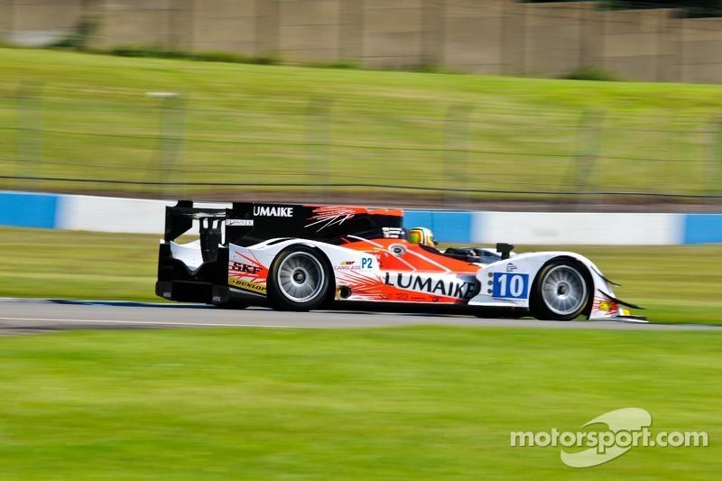 Pecom Racing: great race at Donington