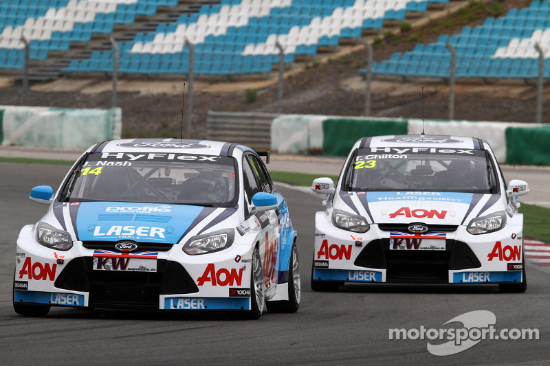 WTCC back in action in Brazil