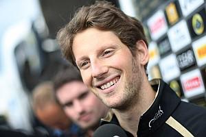 Formula 1 Breaking news Grosjean turns down Stewart 'coach' offer