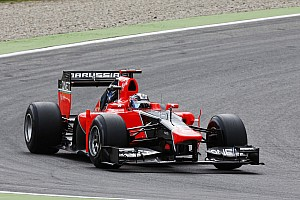 Formula 1 Practice report Glock got his home Grand Prix underway at the Hockenheimring