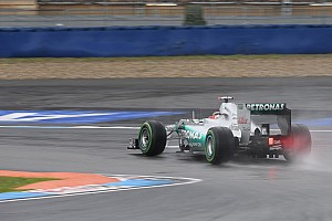Formula 1 Qualifying report Schumacher will start from the second row for the German GP