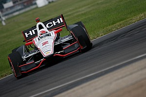 IndyCar Qualifying report Briscoe leads strong Team Penske in Edmonton qualifying