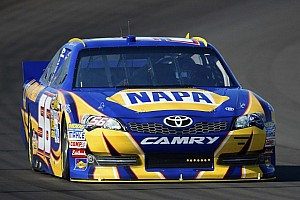 NASCAR Cup Breaking news NAPA and Michael Waltrip Racing helping wildfire victims