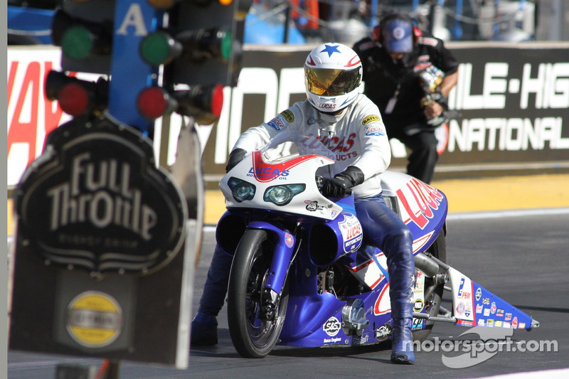 Arana Jr. falls just short  in quest for victory in Denver