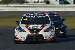 WTCC Race report Tiago Monteiro scores some points at Curitiba