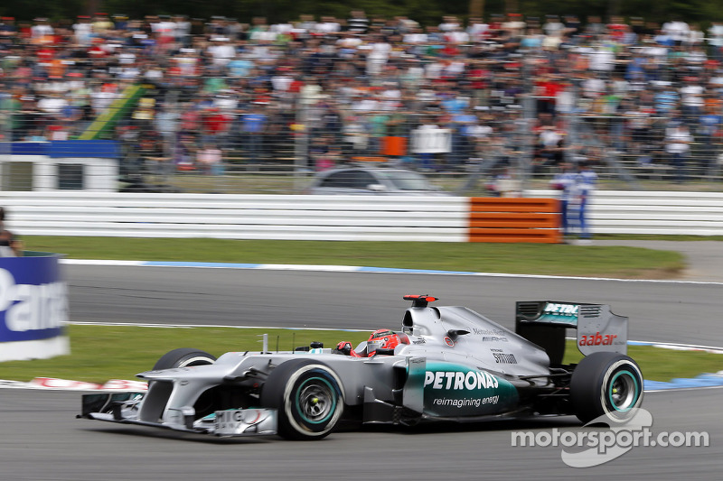 Mercedes' Haug: We can expect really hot weather at the Hungaroring