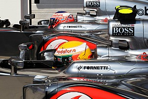 Formula 1 Commentary Teammate says McLaren stay 'right thing' for Hamilton
