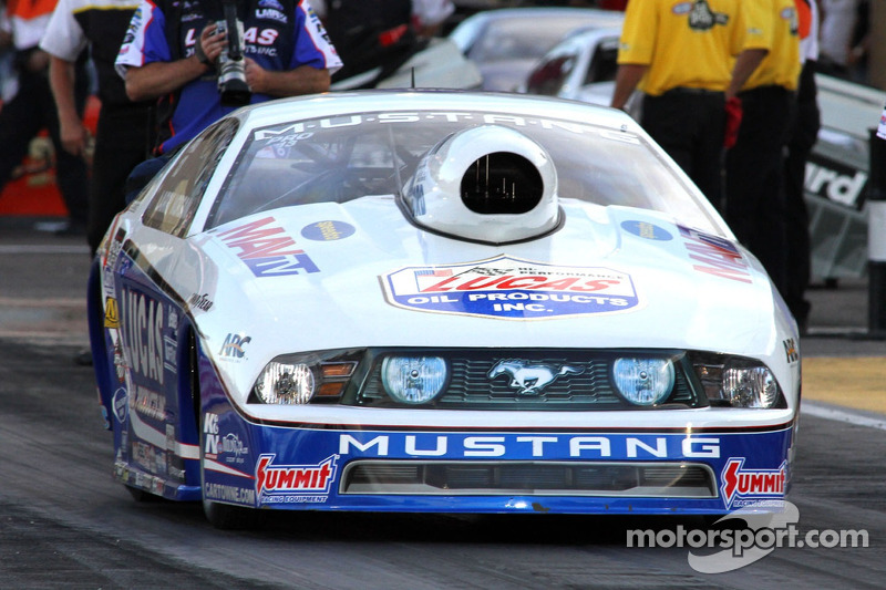 Lucas Oil's Morgan expects close contest in Pro Stock at Sonoma