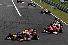 Red Bull ends Hungarian GP in fourth and eighth