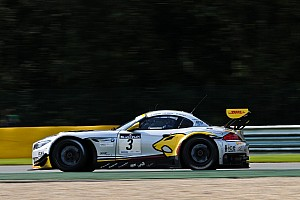 Endurance Race report Hard fought fourth for Marc VDS at Spa