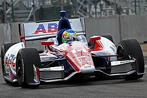 IndyCar Preview A.J. Foyt's Mike Conway says Mid-Ohio is a very physical track