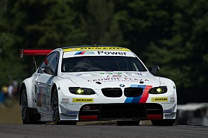 ALMS Preview BMW Team RLL aims to make up ground on the front-runners at Mid-Ohio