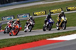 AMA Race report GEICO Motorcycle AMA Pro Road Racing race recap:  Beaubier continues strong mid-season rally