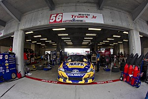 NASCAR Cup Qualifying report Michael Waltrip Racing Qualifies 15th, 18th, & 19th for Pocono