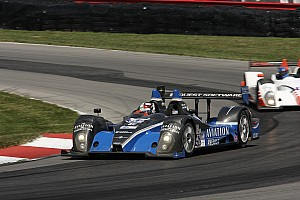 ALMS Race report Marino Franchitti takes the PC class win at Mid-Ohio