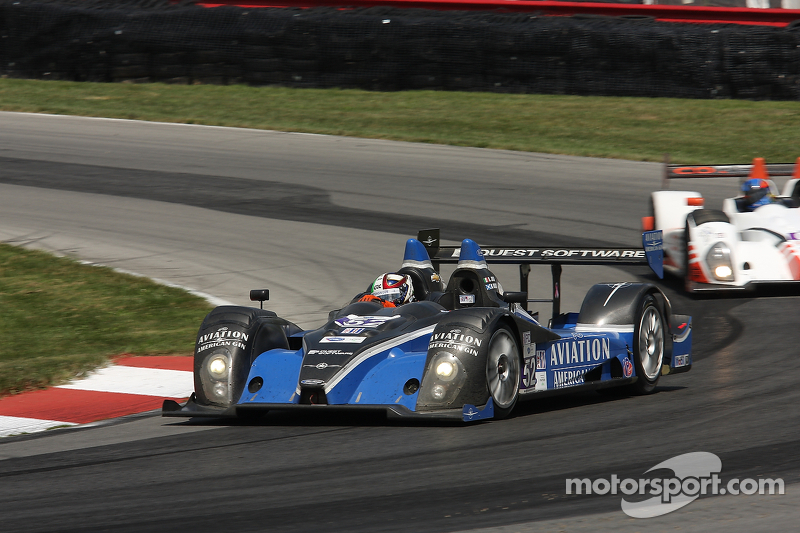 Marino Franchitti takes the PC class win at Mid-Ohio