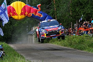 Formula 1 Rumor Red Bull to take over world rally series - report