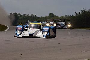 ALMS Preview Marsal returns to Road America with Dyson Racing