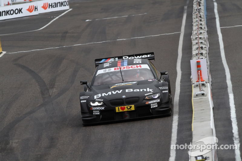 Four BMW M3 DTMs in the top ten at the Nürburgring