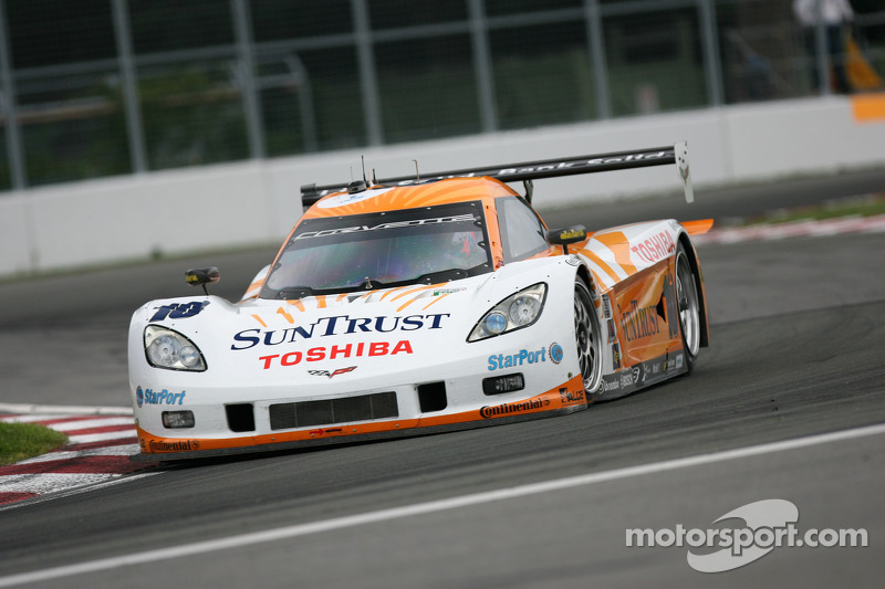 SunTrust Racing tapped out of contention in Montreal
