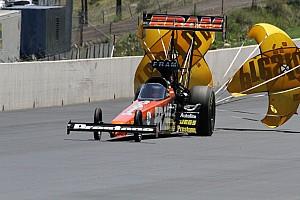 NHRA Qualifying report Massey, Prestone/FRAM team hot on a cool weekend at Brainerd