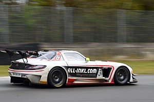 Blancpain Sprint Race report A rollercoaster weekend for Pastorelli at Slovakiaring